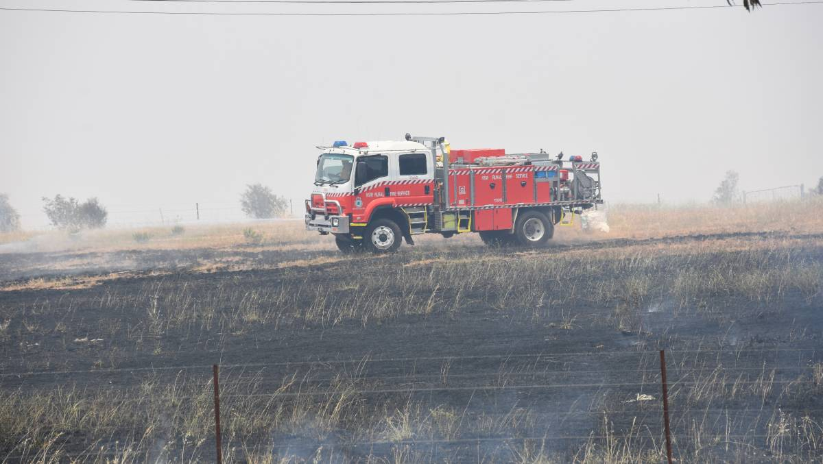 Almost every brigade within the South West Slopes Zone had members undertake deployments this fire season. Photo: file