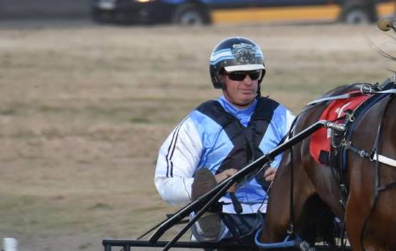 Glenn Wilmot has posted a maiden winner with Sincitygambler winning the opening race at Wagga last Friday. Photo: file