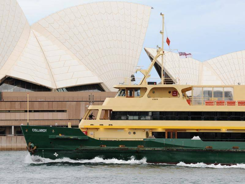 A second Freshwater-class ferry will be retained for weekend services on Sydney Harbour.